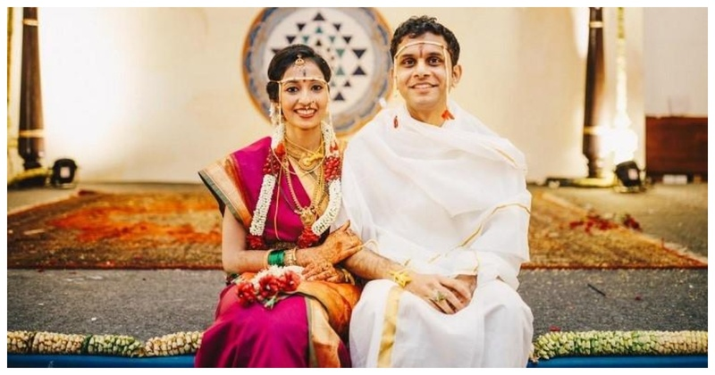 Rohan Murthy ties the Knot with Aparna Krishnan