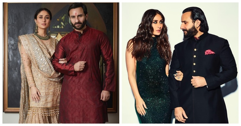 Happy 7th Anniversary to Bollywood's Royal Couple, Saif and Kareena!