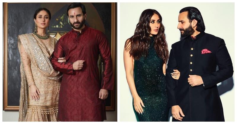 Happy 8th Anniversary to Bollywood's Royal Couple, Saif and Kareena!