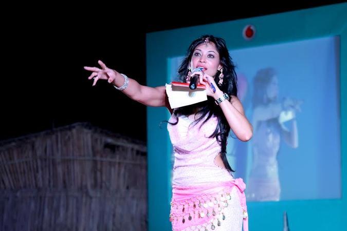 Dhwani Mittal | Mumbai | Anchor Mc