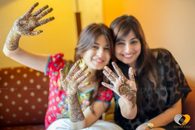 Intricate and unique ideas for mehendi