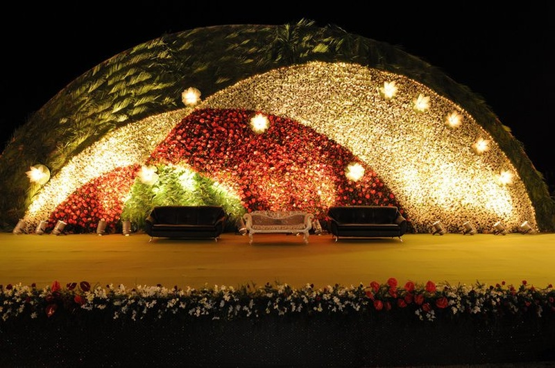 Outdoor wedding venues in Ahmedabad for an Open-Air Celebration