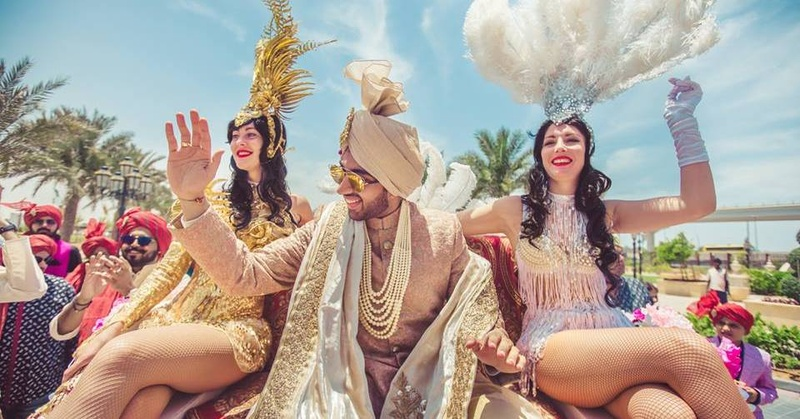 10 Coolest Groom Entry Ideas For Your Baraat!