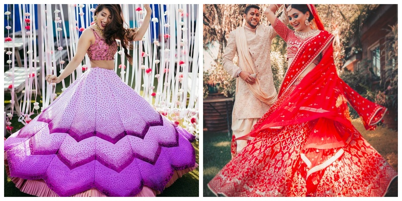 10 Twirling Brides that Captured our Hearts!