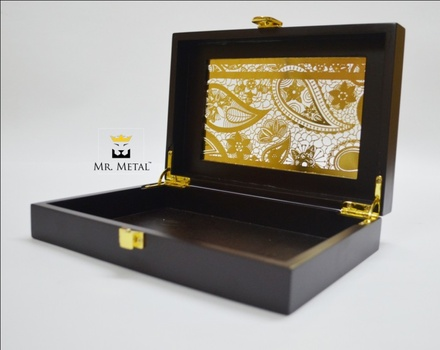 Exquisite Affaire Indian Summer Wedding Box
