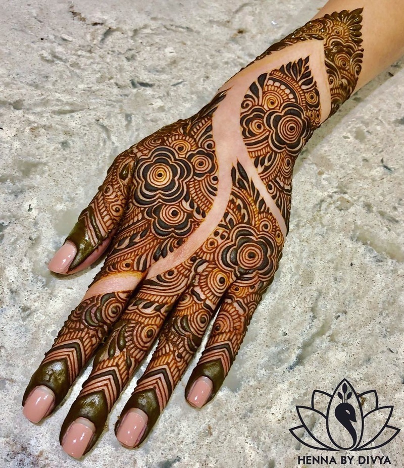 25 Latest Inspiring Mehndi Designs For 2019 Weddings Blog