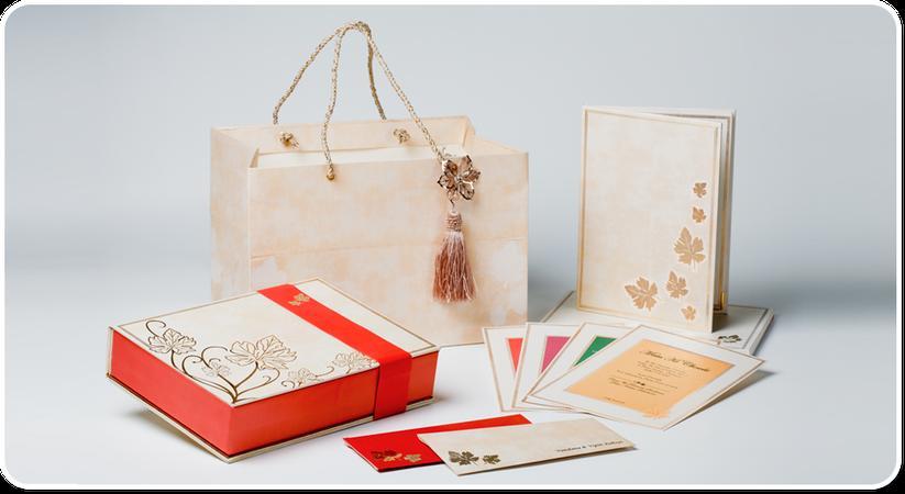 Eternal Grace | Delhi | Invitation Cards