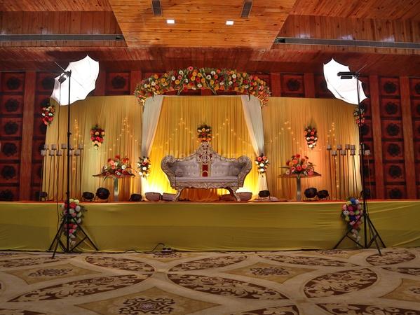 Patliputra Exotica Anandpuri Patna - Banquet Hall