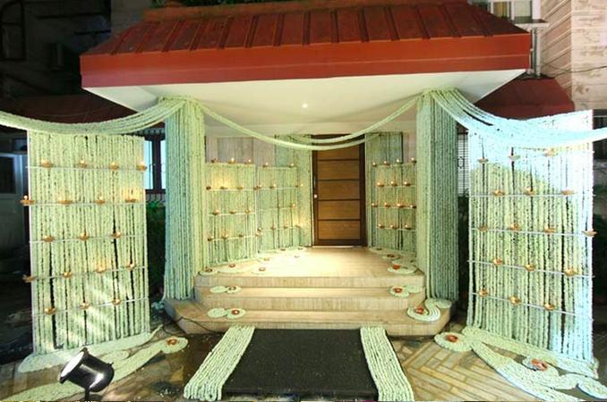 Kashmir Flower House | Delhi | Decorators