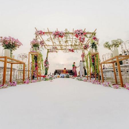 White Moon Night Wedding | Delhi | Wedding Planners