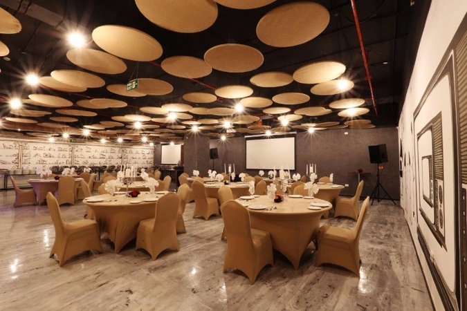 Smaaash Sector 24 Gurugram - Banquet Hall