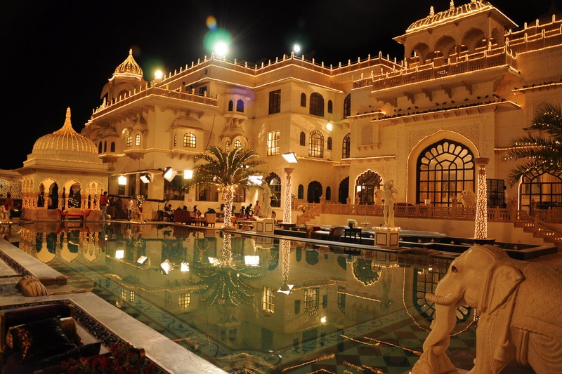 Open-air wedding venues in Jaipur to Plan the Wedding of your Dreams