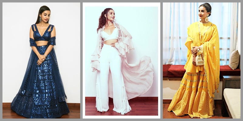 #BirthdaySpecial: 8 Times Patralekha gave us Wedding Outfit Ideas