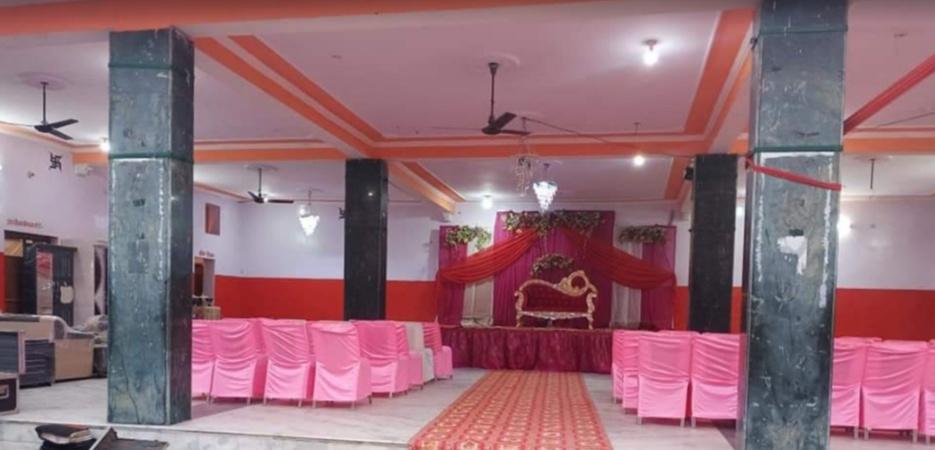 Chandoliya Marriage Hall Jhotwara Jaipur - Banquet Hall