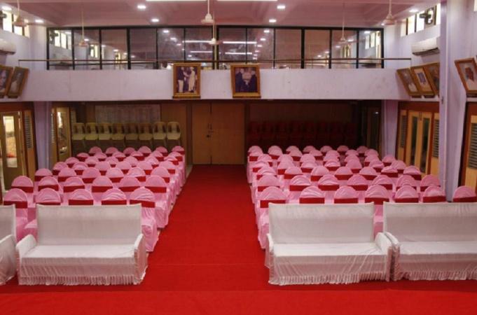 Shri Brij Mandal Charni Road Mumbai - Banquet Hall