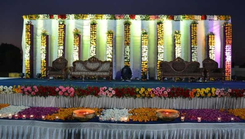 Shree Hari Farm And Party Plot S G Highway Ahmedabad - Wedding Lawn