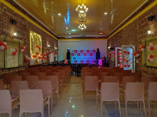 Four Banyans Spirit and Nature Resort Maldevta Road Dehradun - Banquet Hall