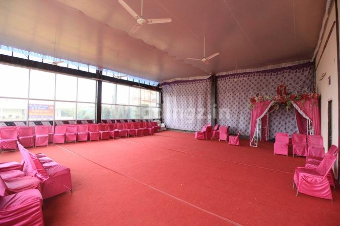 Shree P L Vatika Marriage Garden Murlipura Jaipur - Banquet Hall