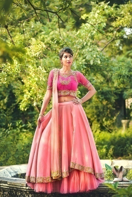 Do you also providing trousseau and styling services?