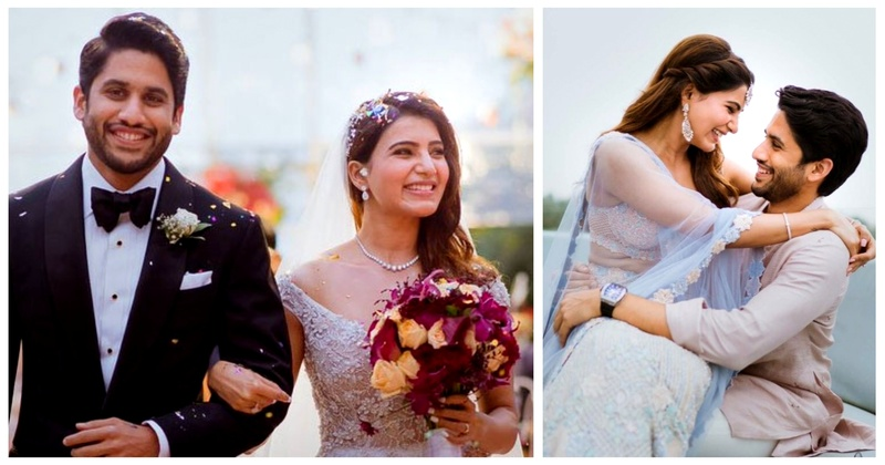 Samantha Prabhu's wedding video is here and it's the coolest wedding video ever ! #Chaysam