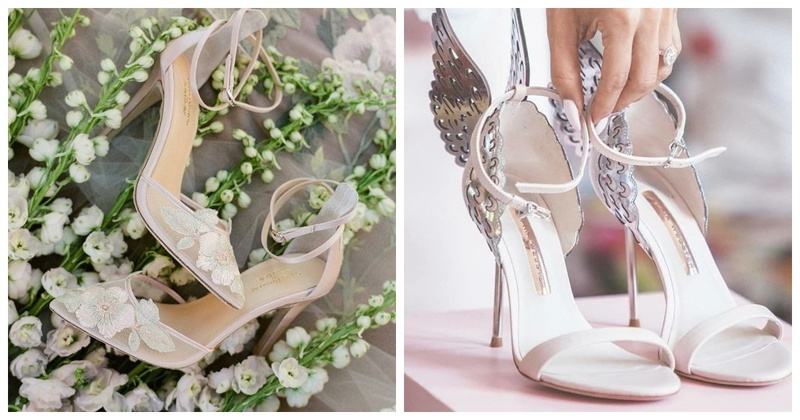 10 High Heels that Carrie Bradshaw would approve for your wedding!