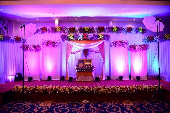 Hotel Ashok Laxmi Nagar Nagpur - Banquet Hall