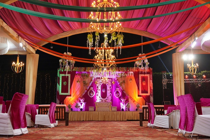 AK Farm Mohali Chandigarh - Banquet Hall
