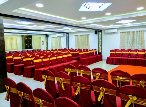 Orchid Party Hall Mogappair Chennai - Banquet Hall