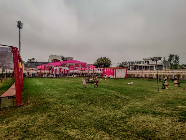 Lucknow Lawn Fazullaganj Lucknow - Banquet Hall