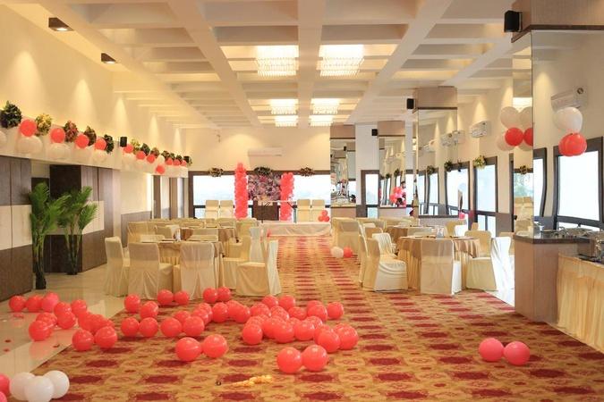 Hotel Sudarshan City Walk Lalghati Bhopal - Banquet Hall