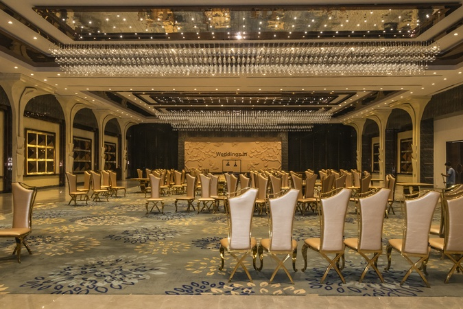 Glitz Westend Inn Mahipalpur Delhi - Banquet Hall