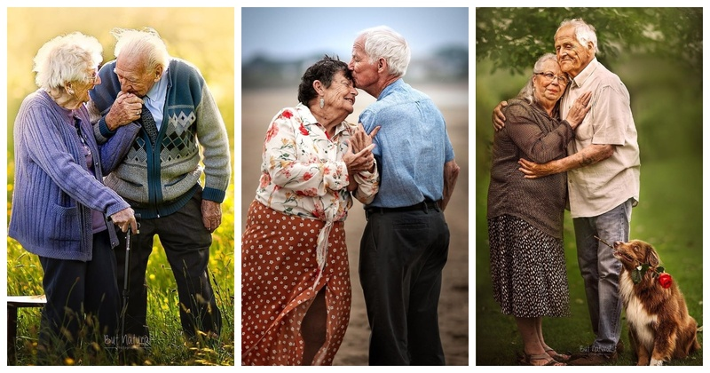 This Photographer Proved that Love has no Expiry Date!