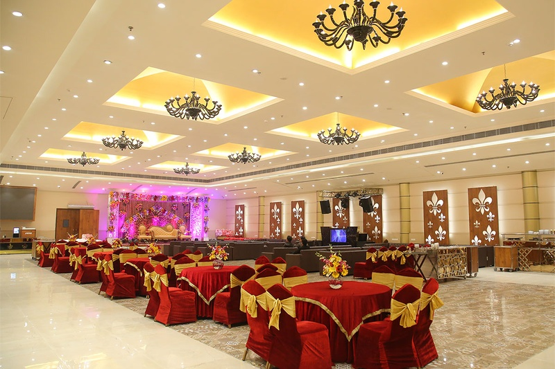 Marvelous Marriage Halls in Dehradun for Your D-day Celebrations
