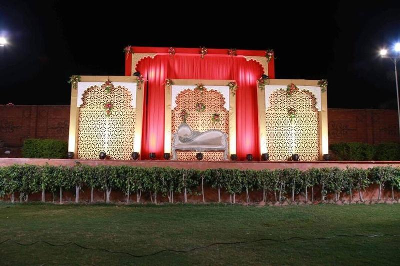 Pink City Garden And Resorts, Sirsi Road, Jaipur