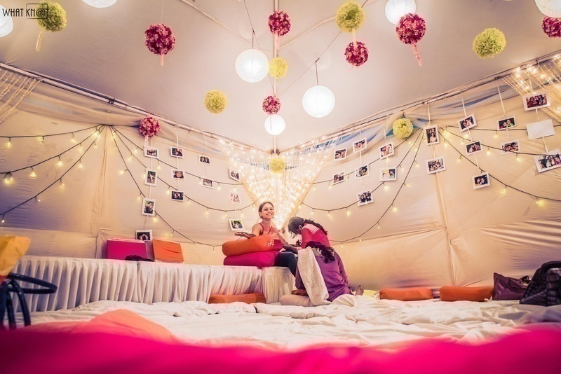 Wedding hacks 5 things every bride can diy at her indian wedding 2 mehndi dcor solutioingenieria Gallery