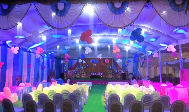 Shri Sai Vatika Dhoomanganj Prayagraj - Wedding Lawn