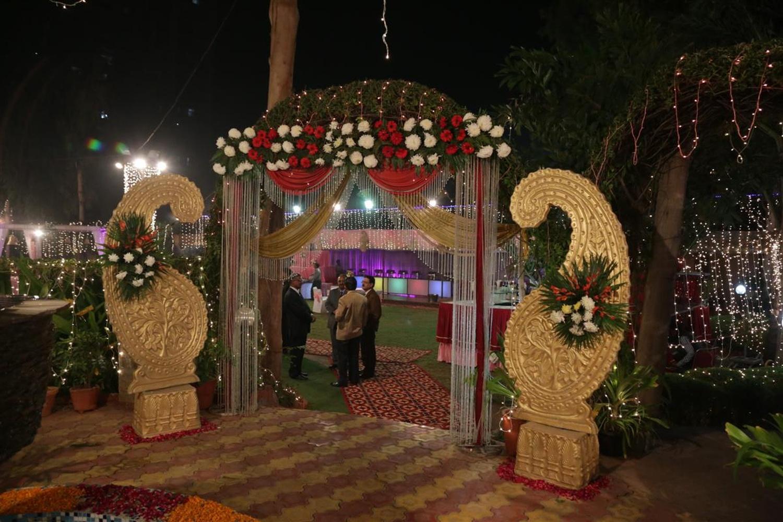 Olive Garden Restaurant & Banquet Noida, Delhi | Wedding Lawn ...