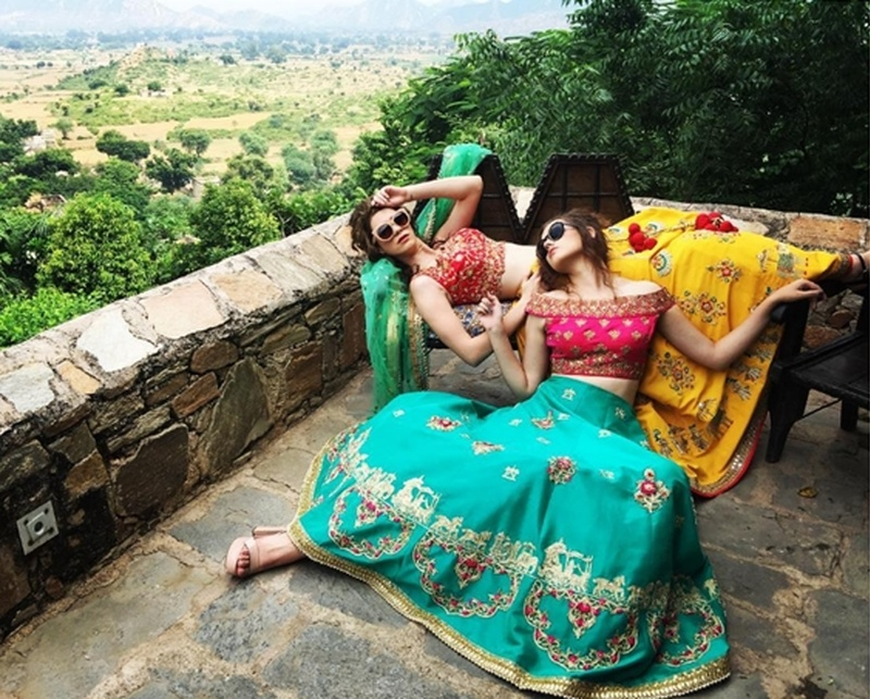 5 Bridal Wear Shops in Shahpur Jat Every Delhi Bride Must Check Out