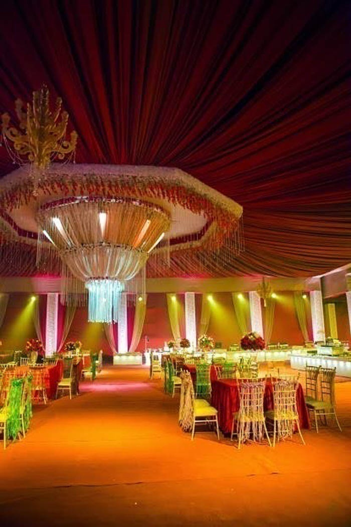 Banquet Hall Decoration Ideas That Can Be Borrowed For Every Wedding