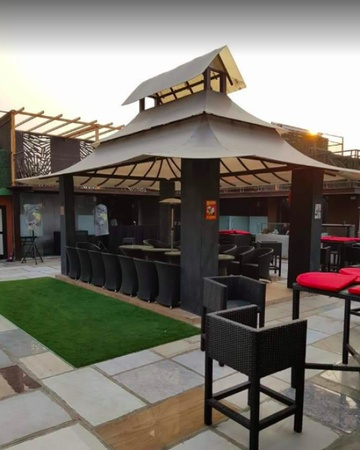 50ml Bar And Lounge Govind Nagar Kanpur - Banquet Terrace