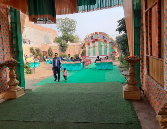 Siya Garden Rohini Delhi - Wedding Lawn