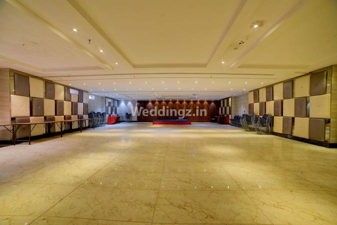 Hotel Rudra Vilas Tajganj Agra - Banquet Hall