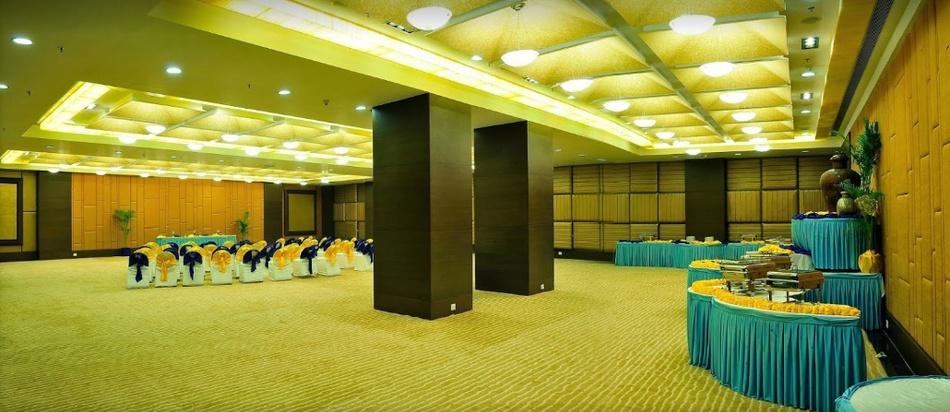Cambay Grand Thaltej Ahmedabad - Banquet Hall