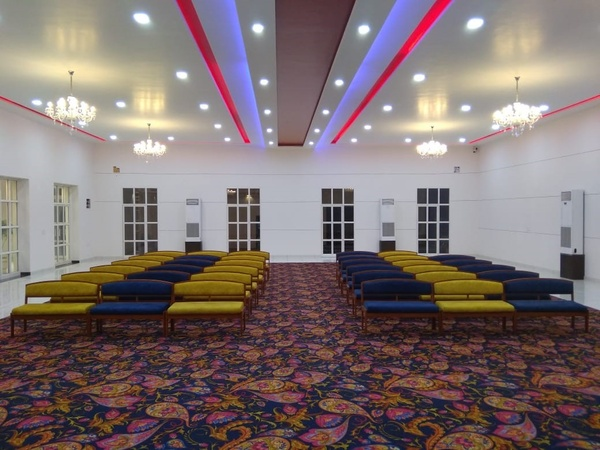The Victoria Palace Mansarovar Jaipur - Banquet Hall