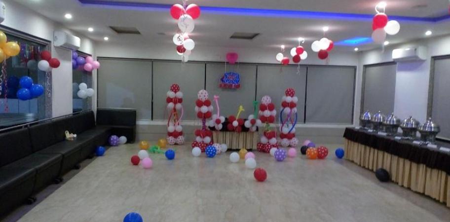Hotel Skyland Bopal Ahmedabad - Banquet Hall