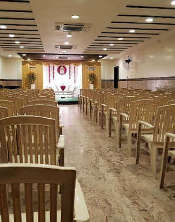 Sree Annapoorna Saibaba Colony Coimbatore - Banquet Hall