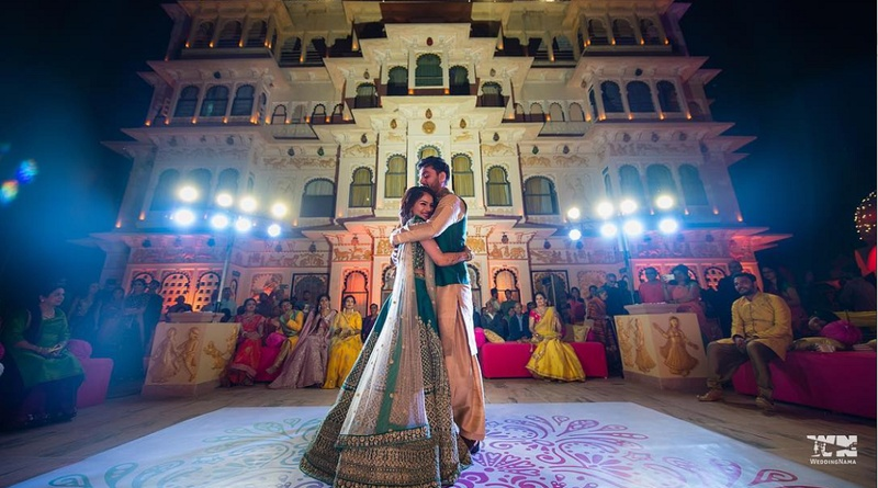 Couple Dance Songs for Sangeet Sandhya