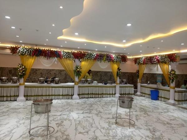 Milan Banquets, Topsia, Kolkata