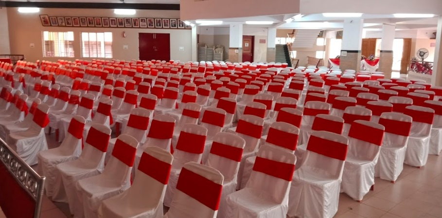 Kodava Samaja Vasanth Nagar Bangalore - Banquet Hall
