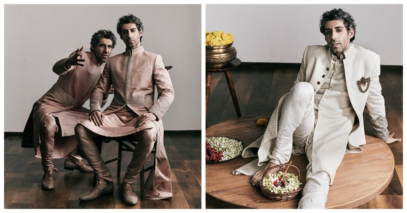 Shantanu & Nikhil just unveiled their Spring Summer Collection and it is absolutely splendid!